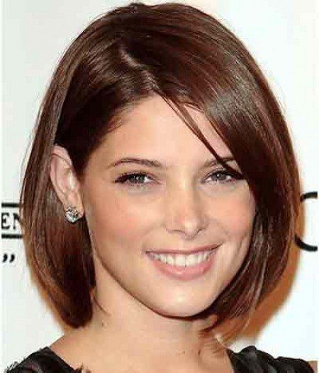 Short Hairstyles For Women Over 45 Latest Haircuts Long Oval