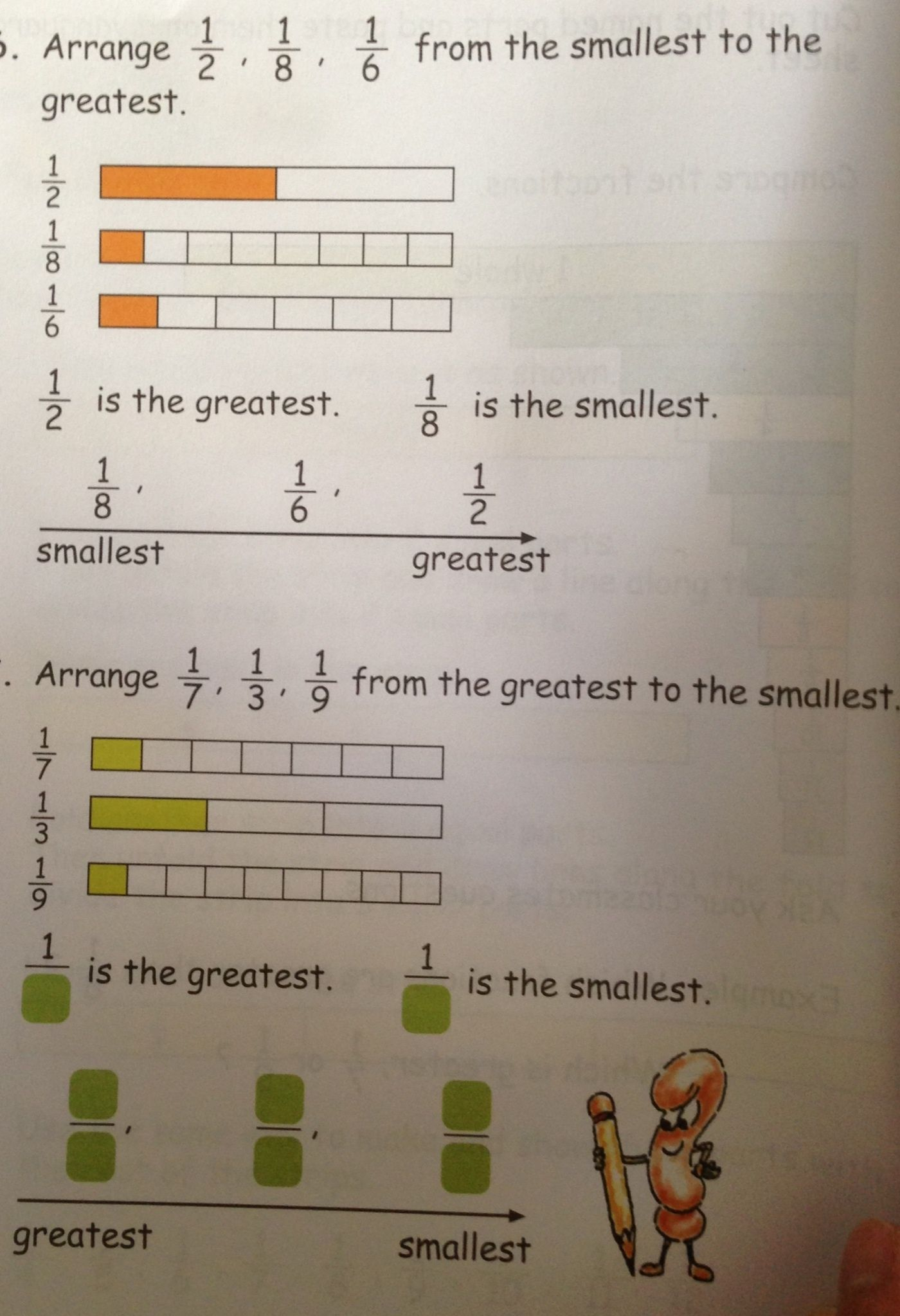 A Grade 2 Example And Practice Question Singapore Math