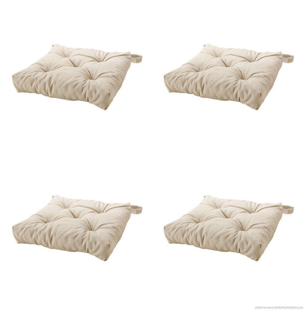 ikea chair cushions to bed furniture amazon 39s malinda cushion light beige 4