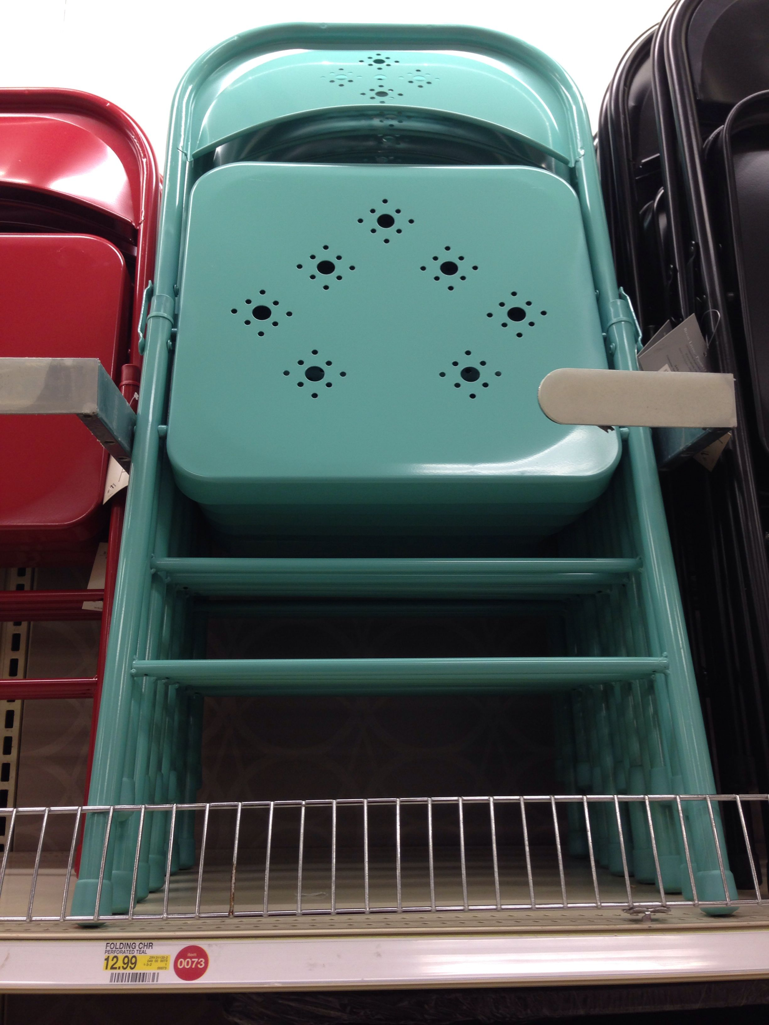 turquoise desk chair target bespoke dining room covers the most stinkin cute folding chairs at