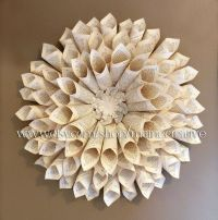 Bookpage wallflower 3 dimensional eco friendly recycled ...