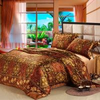 India Comforter Sets | Indian Style 100% Organic Silk ...