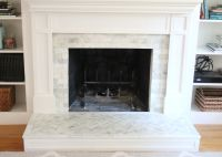 Fireplace Makeover | Bricks, Change and House