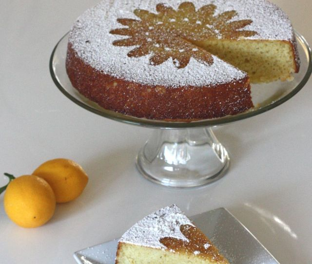 Recipe Quick And Zesty Lemon Cake Perfect For A Last Minute Thanksgiving Dessert
