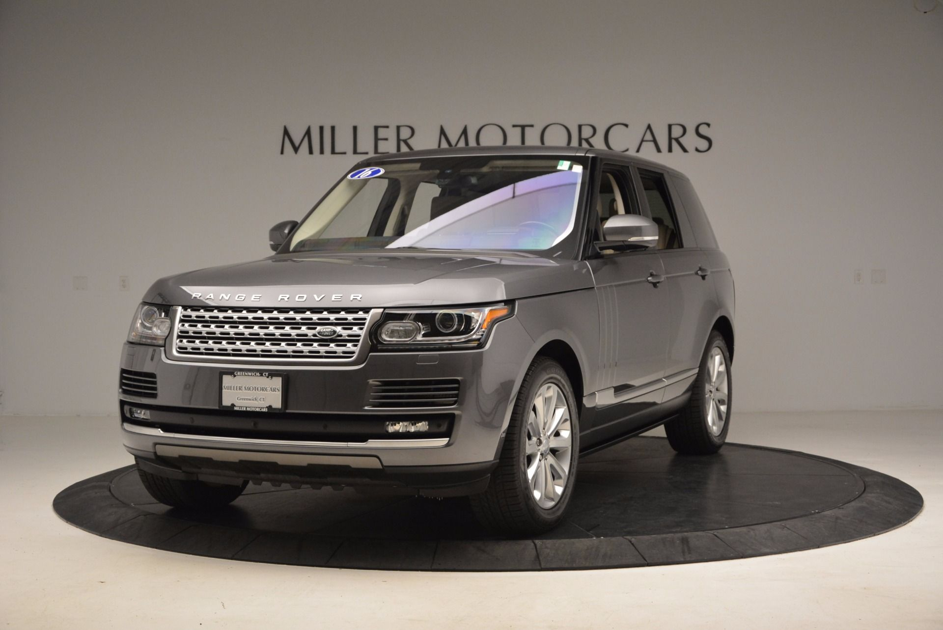 Used 2016 Land Rover Range Rover HSE TD6 Greenwich CT