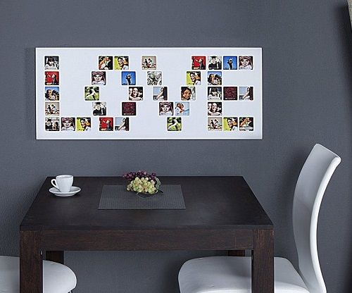 1st Anniversary Gifts For Him Love LARGE Photo Frame Gift