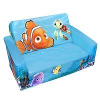 Flip Open Sofa w Slumber Nemo | Baby boy themes ...