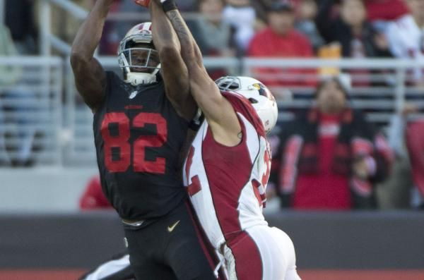 Concussion Lands San Francisco 49ers WR Torrey Smith On IR West