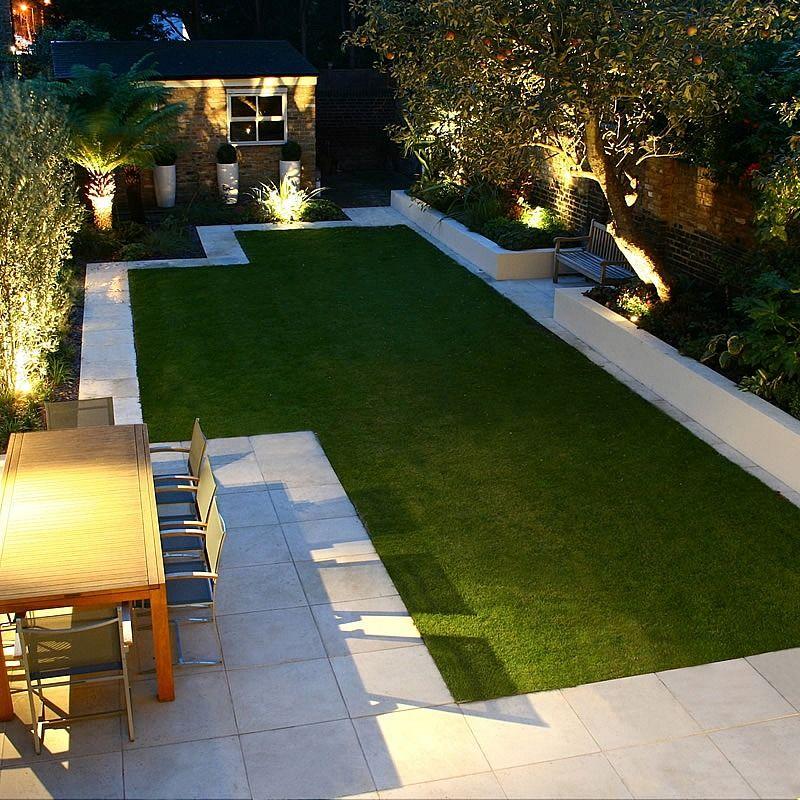 Modern Minimalist Garden Design Low Maintenance High Impact Garden
