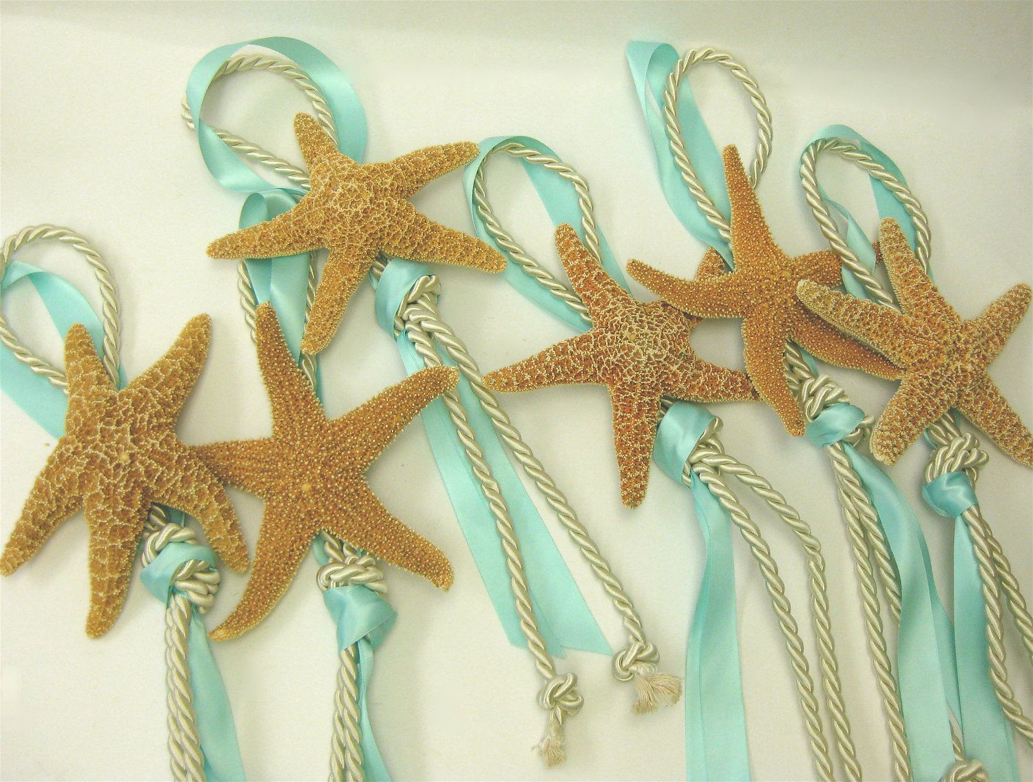 starfish wedding chair decorations bobby knight throws beach decoration natural white or