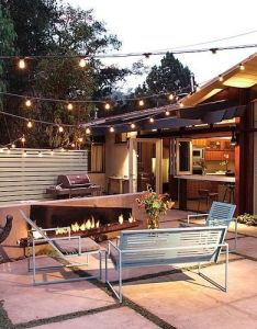 Garage area semi landscaped also best images on pinterest rh in