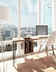 Get spirit working with these home office designs extraordinary design idea beautiful also rh pinterest