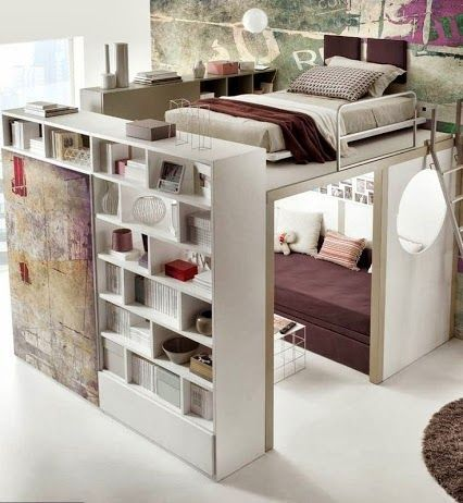 Space Saving Bedroom Designs With Flair Bedrooms Doors And Creative