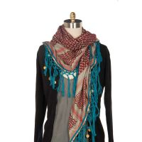 middle eastern inspired scarf