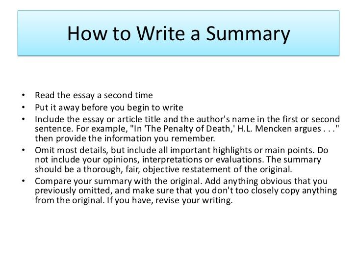 how to write summary of an article  Article writing  Pinterest  Writing guide