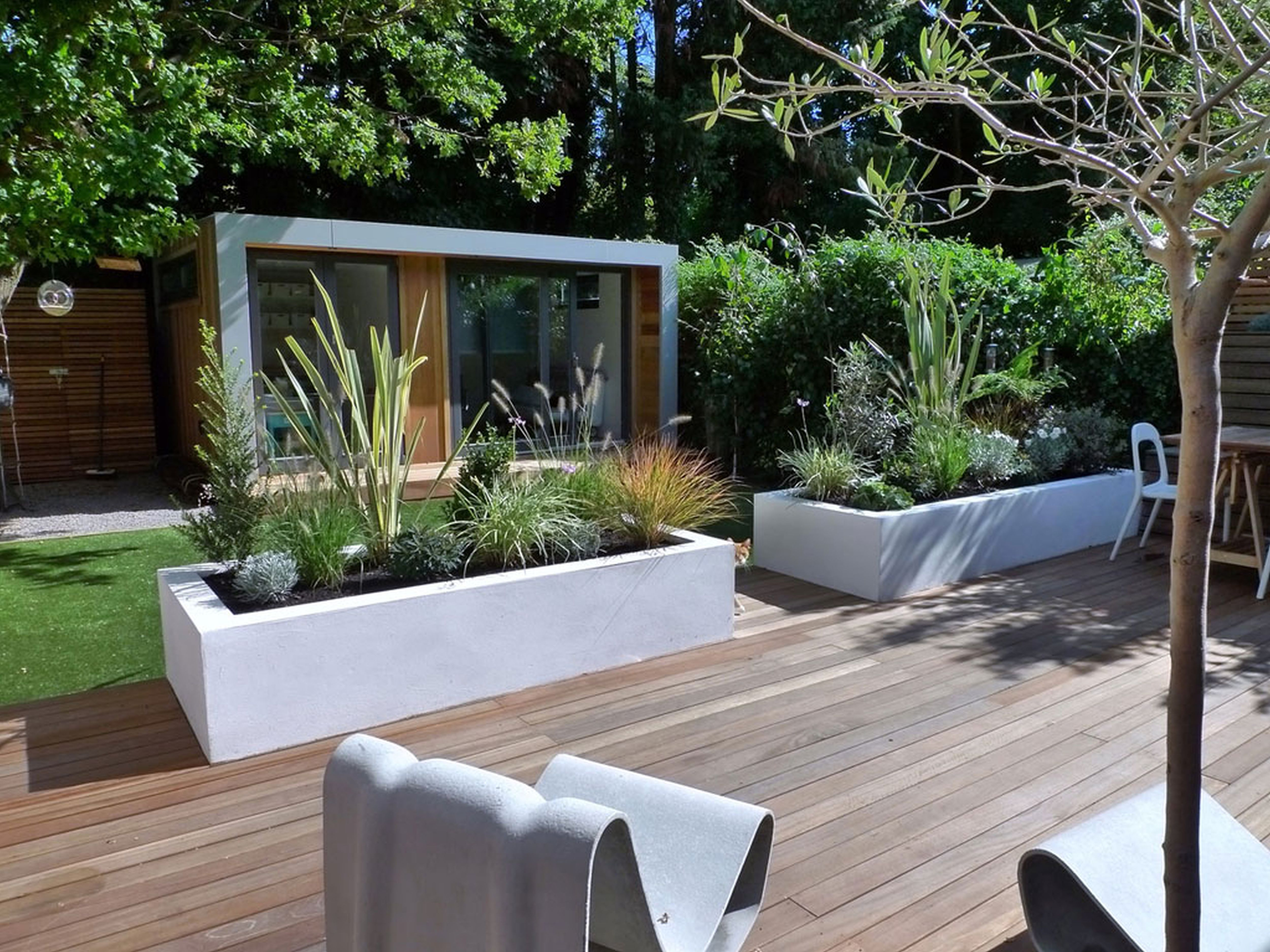 Modern Landscape Artists Uk And Modern View Landscaping East