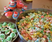 dr seuss party food ideas