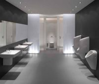 modern public restrooms - Google Search | office toilet ...