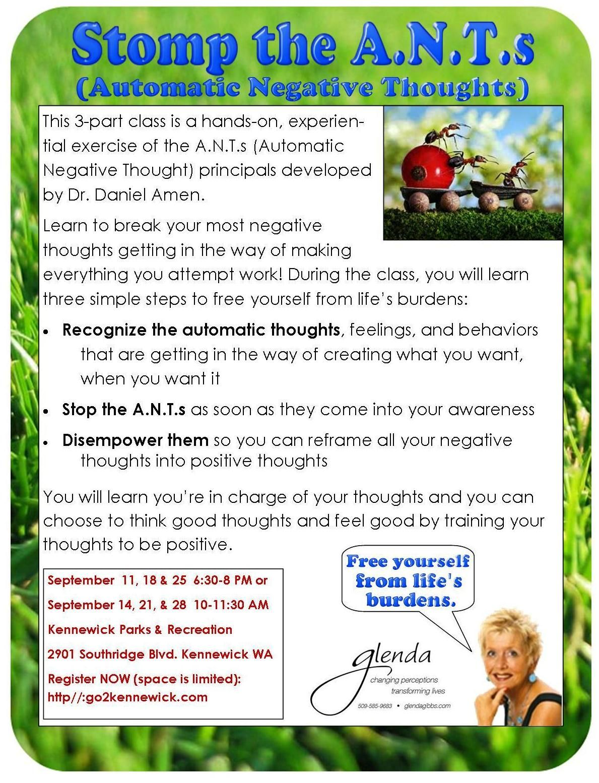 Worksheet Automatic Negative Thoughts Worksheet Grass