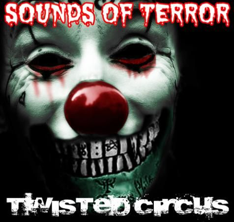 Twisted Circus Haunted House Sound Effects HALLOWEEN FALL