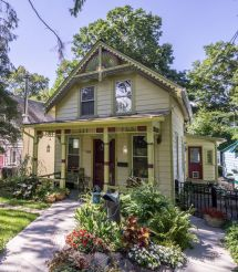 Victorian Cottage Style House