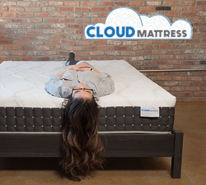 The Cloud Mattress Is Designed To Give You A Great Sleeping Experience And Outstanding Value