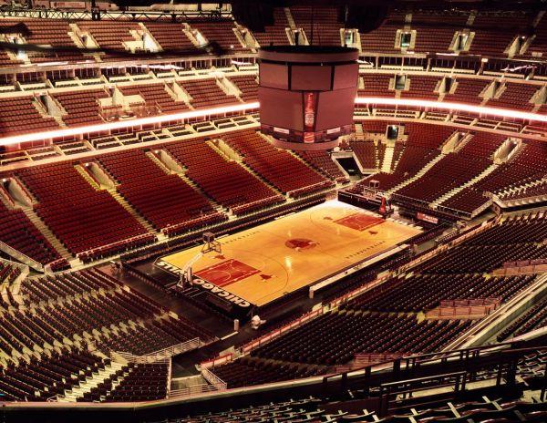Chicago Bulls United Center Arena