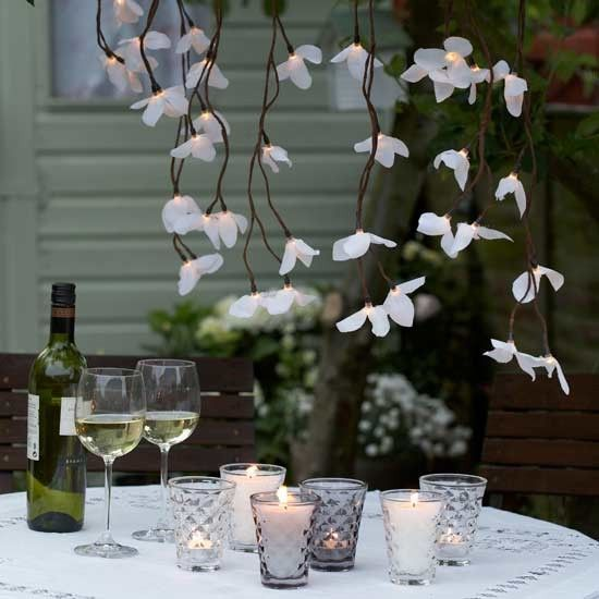 Create An Elegant Look For Outdoor Entertaining Gardens Party