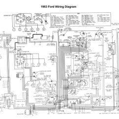 1953 Chevy Truck Wiring Diagram 6 Pin Trailer For Ford Car 1952 3953 3954 Pinterest
