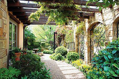 Tuscan Garden By Decorology Via Flickr Garden Pinterest