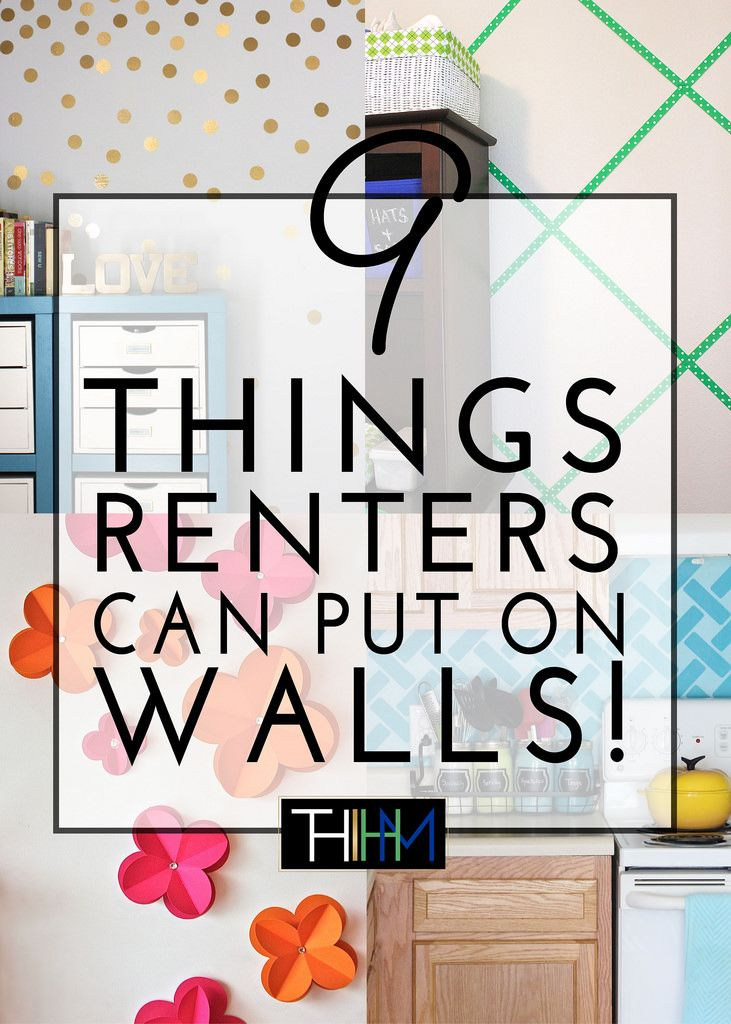 things renters can put on their walls also best images about apartment decor pinterest shelves cool rh