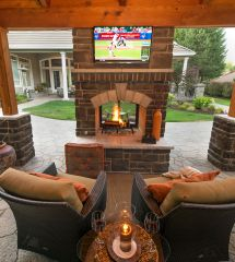 Outdoor Tv Covers Ideas Patio