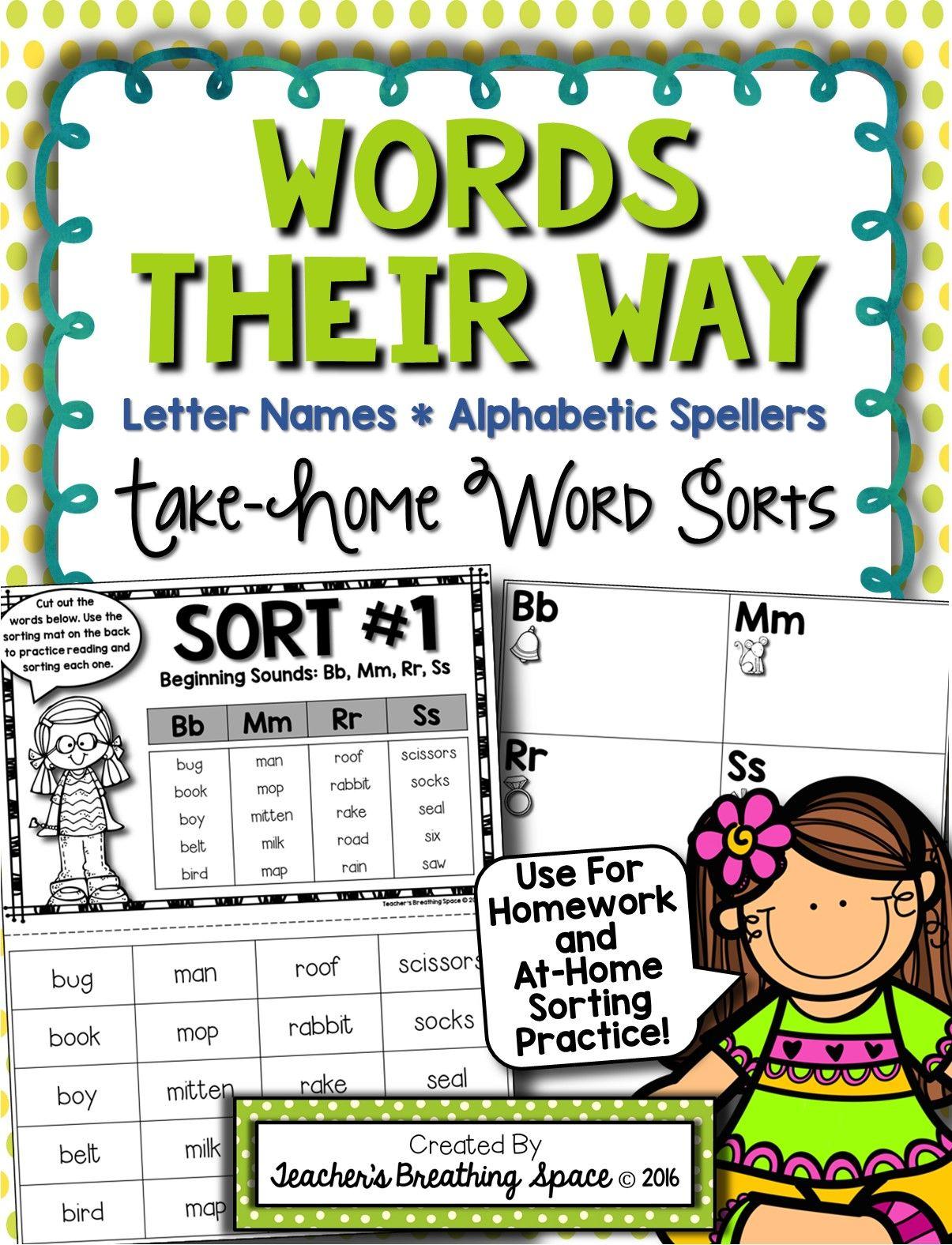 Worksheet Words Their Way Worksheets Grass Fedjp Worksheet Study Site