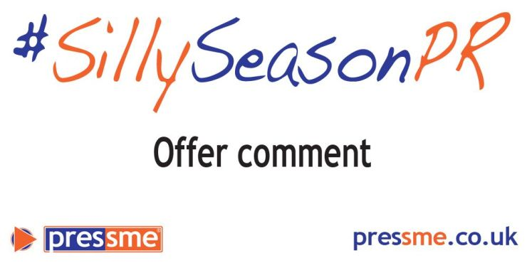 Offer comment #SillySeasonPR