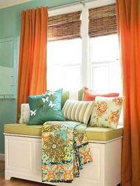 Terracotta Orange Colors and Matching Interior Design ...
