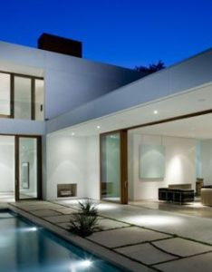 The glenwood residence was designed by wernerfield architects located in dallas texas this house has  modern and minimalist design built with natural also aesthetically contemporary sustainable concept ideas home rh pinterest