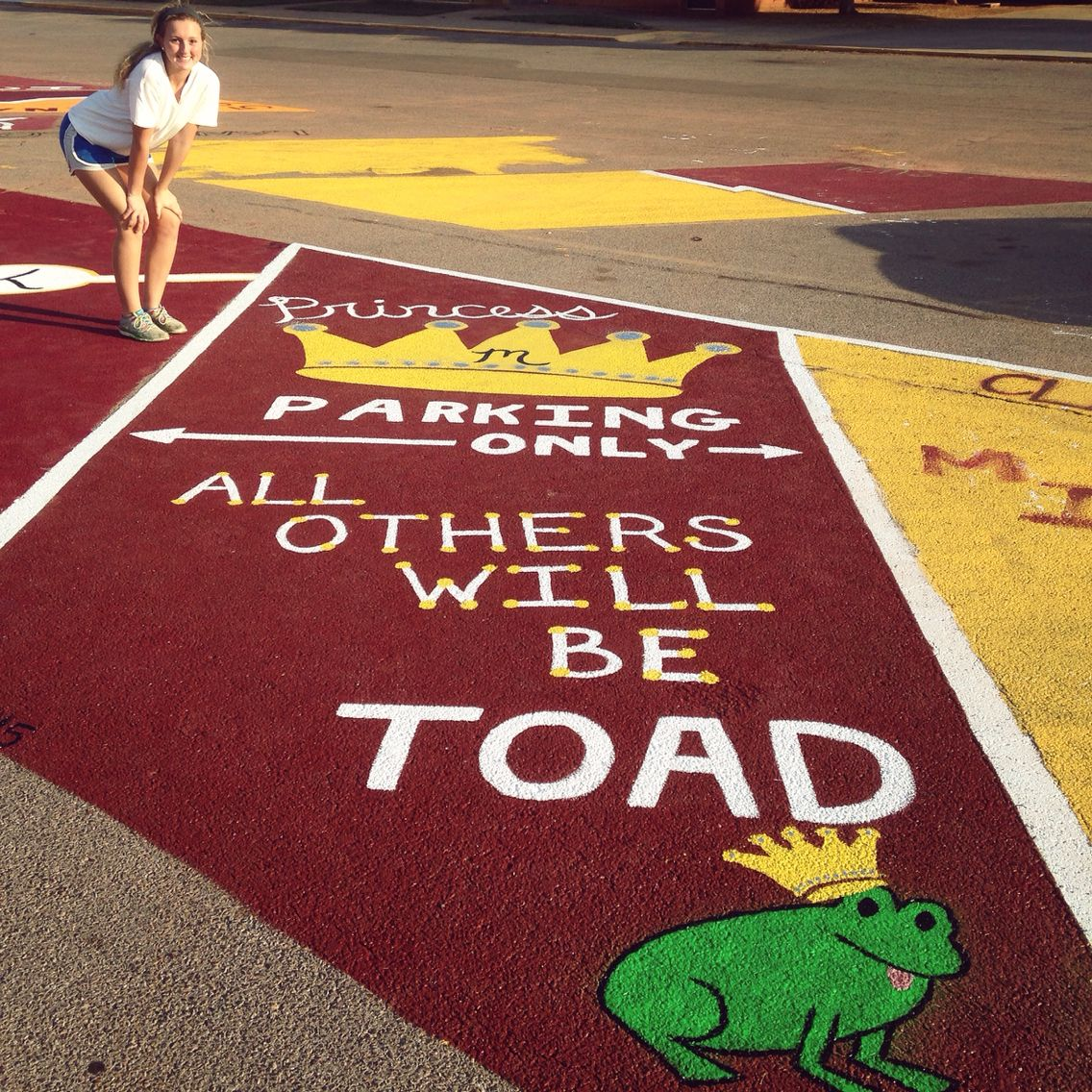 Parking Senior Ideas Sports