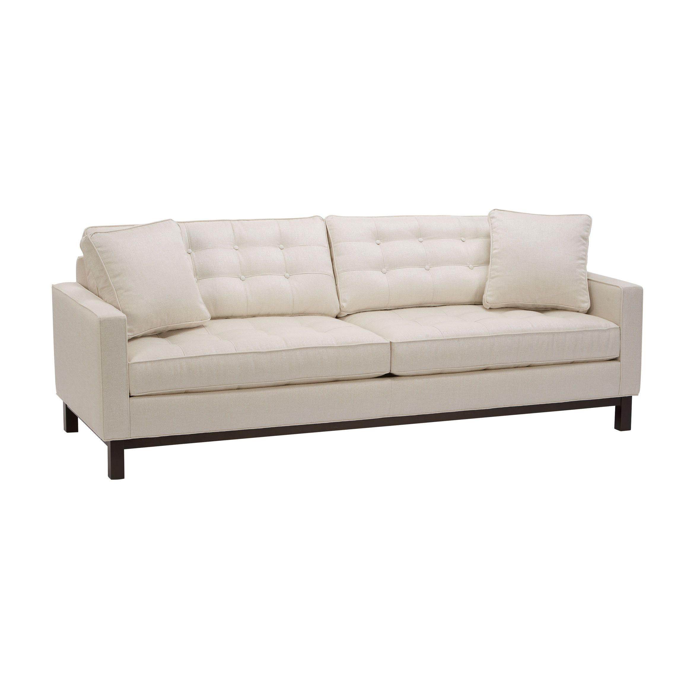 ethan allen sofas free shipping 39s newest modern sofa the melrose