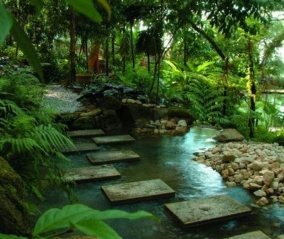Tropical Spice Garden Penang Is A Commercial Landscaped Garden