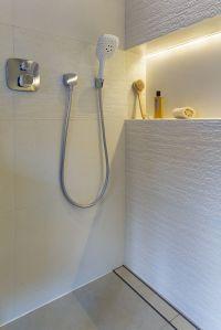 waterproof led lights in shower