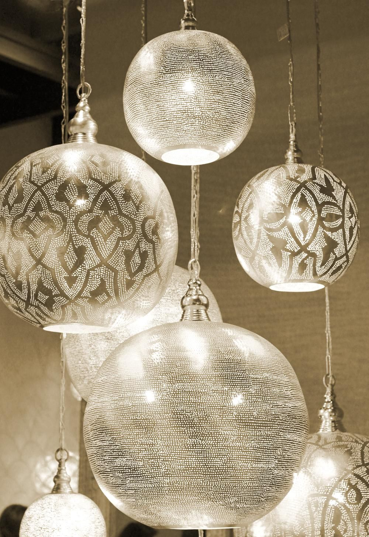 Ball Pendant Lights
