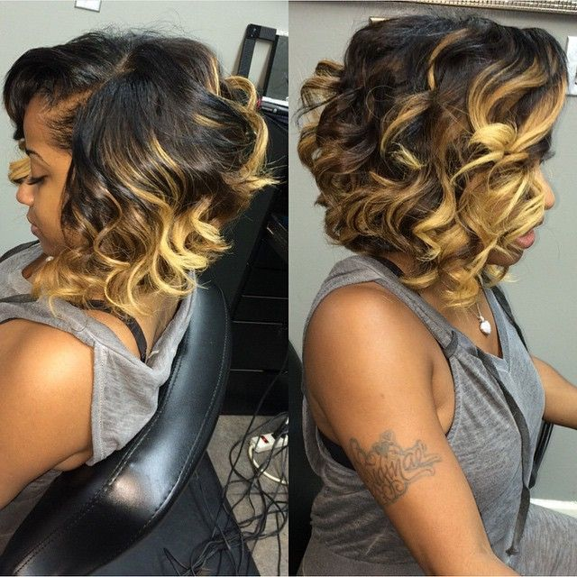 17 Trendy Bob Hairstyles For African American Women 2017 Bobs