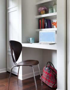 smart design ideas for small spaces also office nook rh pinterest