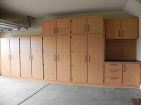 Garage Cabinets Plans Solutions | Garage | Pinterest ...