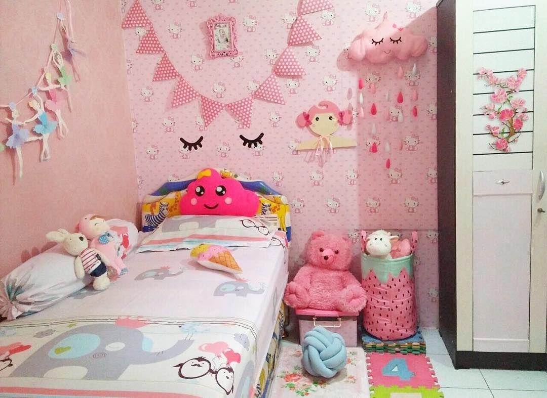 107 Wallpaper Dinding Kamar Anak Anak  Wallpaper Dinding