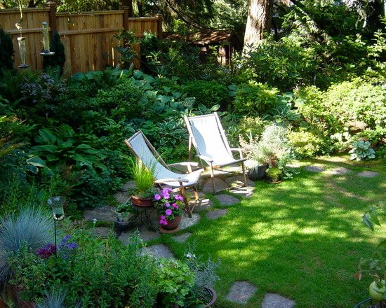 Simple Like It! Shade Garden Paths Design Garden Wishes