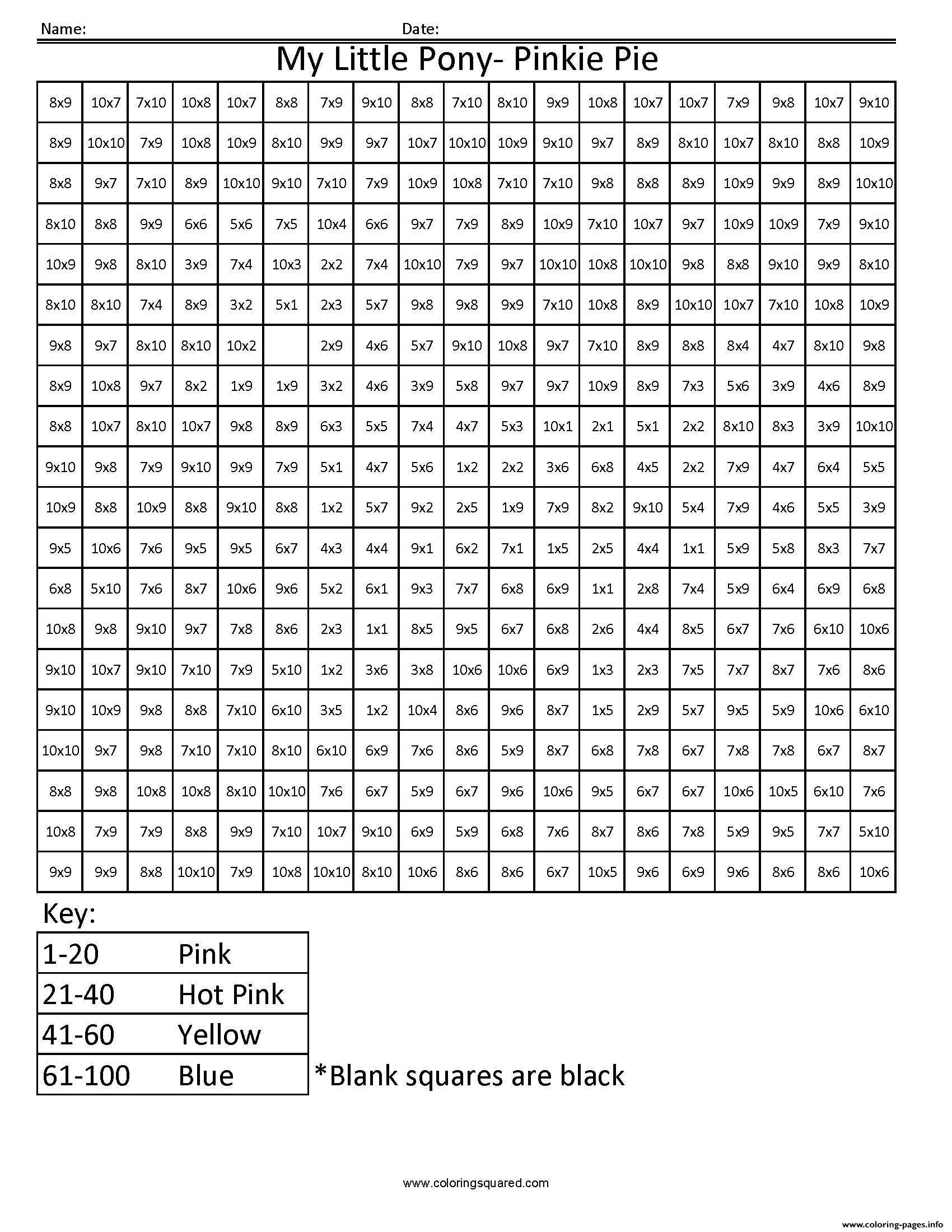 Worksheet Coloring Multiplication Worksheets Grass Fedjp