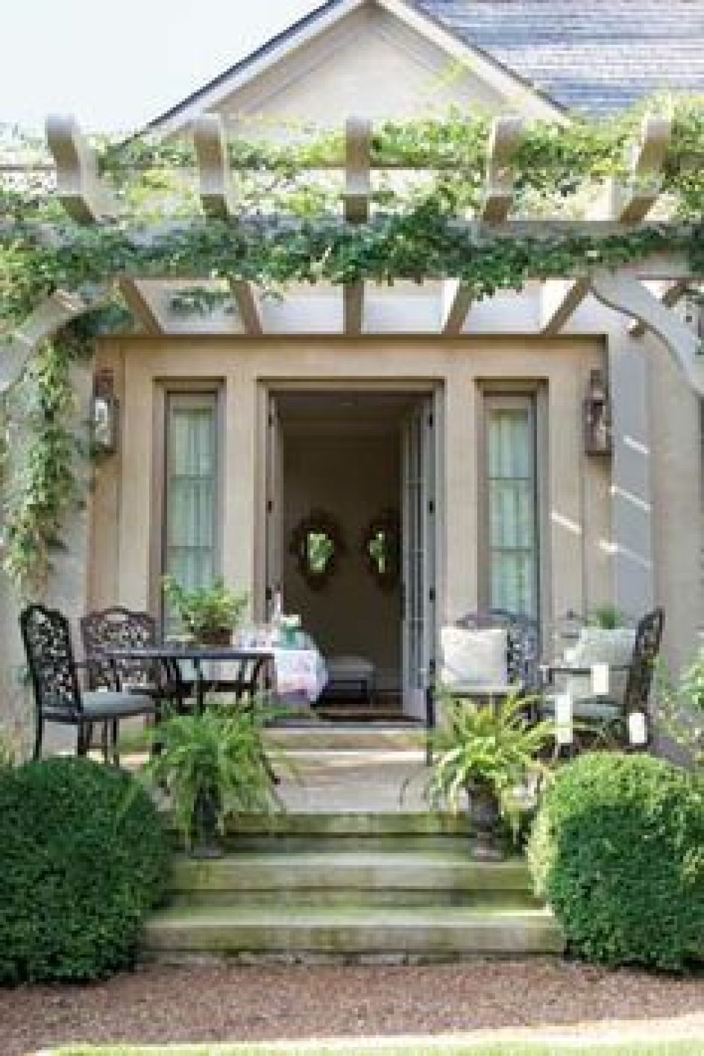 Covered Outdoor Living Spaces Kits