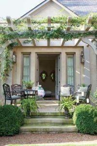1000 Ideas About Front Porch Pergola On Pinterest Pergolas ...