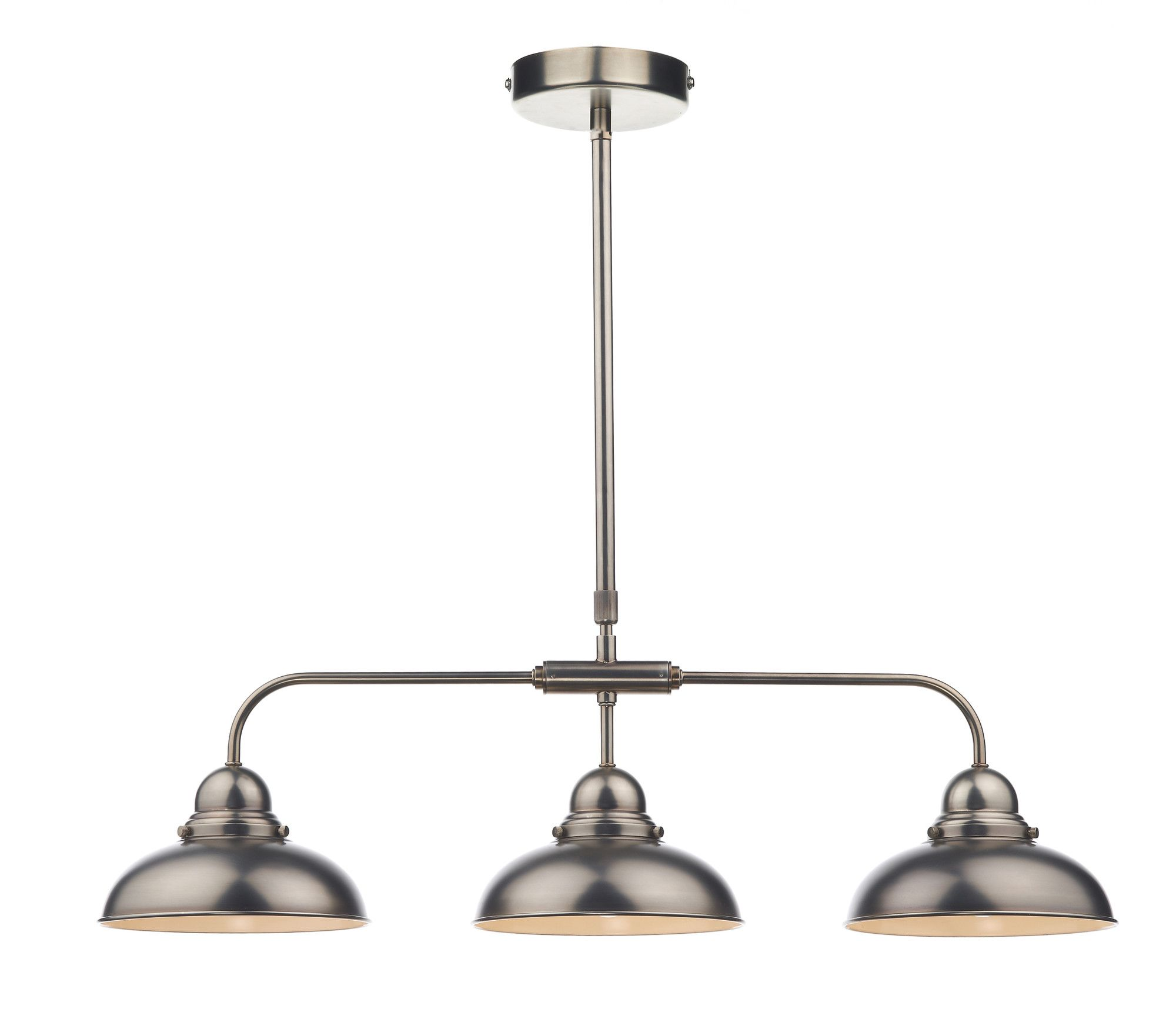 3 light kitchen island pendant rv appliances dar lighting dynamo